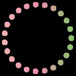 cerchio con colori Veronica Bignetti