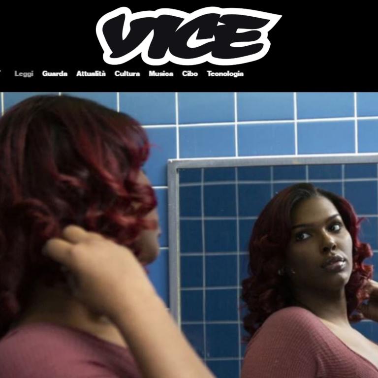 copertina articolo Vice e intervista a Veronica Bignetti
